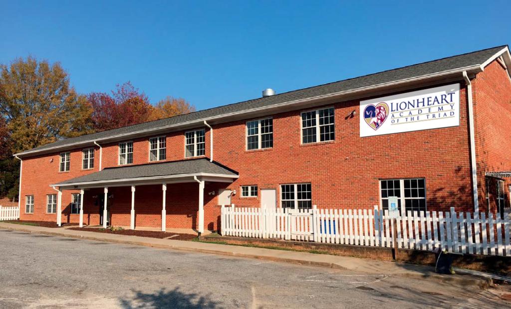 Lonheart Established 2015  New Building, Opened 2018